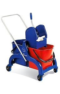 wózek dwukomorowy fred 50l